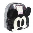 MICKEY 3D малка раница с пайети